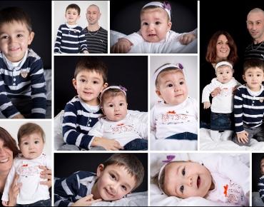 Photographie de Famille - Composition photographique