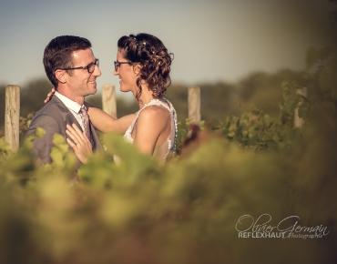 Séance Couple de Mariage en Pleine Nature